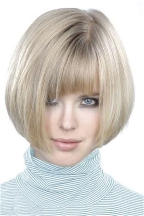 beveled bob haircut pictures chin length hair bobs and hair on pinterest
