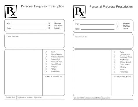 prescription labels template prescription label template image collections templates design ideas