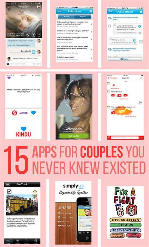 Iphone Apps For Distance Relationships 15 Apps For Couples You Never Knew Existed Audio Apps