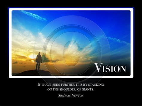 vision crystalgraphics motivational slide for powerpoint