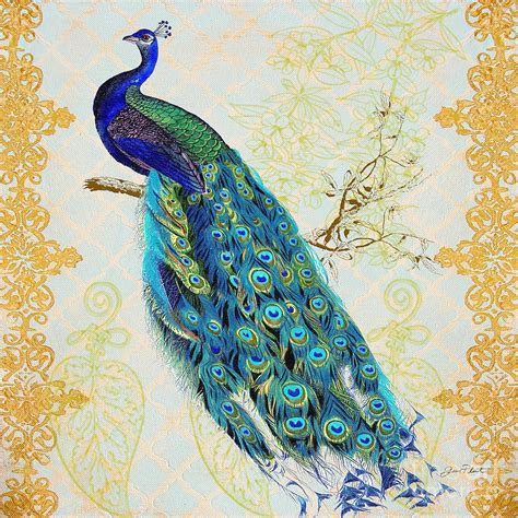 Dragonfly Desktop App beautiful peacock b painting by jean plout