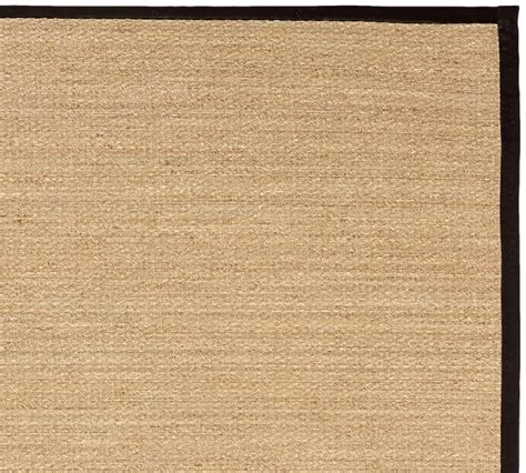 Pottery Barn Seagrass Rug Pottery Barn Seagrass Rug Color Bound Seagrass Rug Contemporary Rugs Fibreworks R Custom