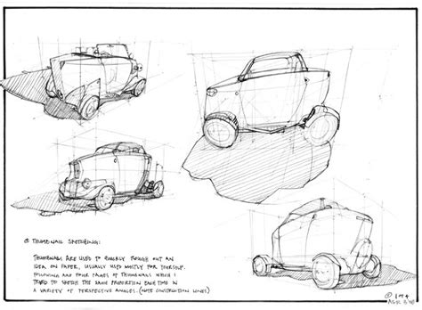 sketches from the rv years books miscellaneous vehicle sketches drawthrough the personal