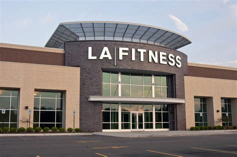 Floor Plan Express la fitness signs lease to build 45 000 square foot