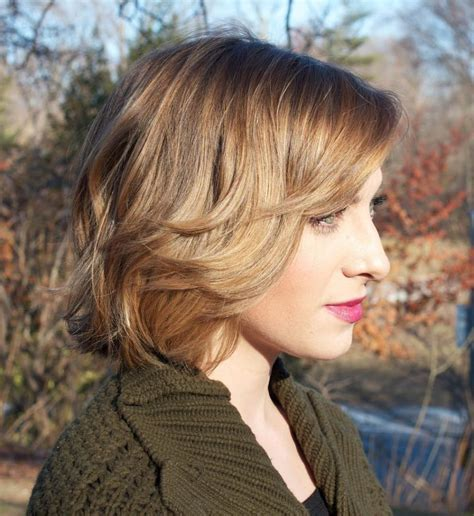 updated flip hairdo 40 hottest bob haircuts for fine hair in 2017 hairstyles