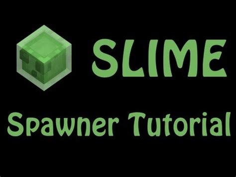 slime finder tutorial minecraft epic mob spawn trap with no spawner