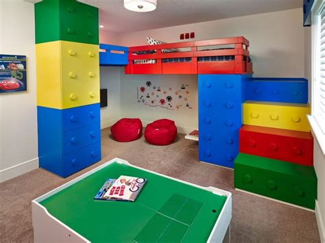 unique storage beds lego kids room ideas lego playroom