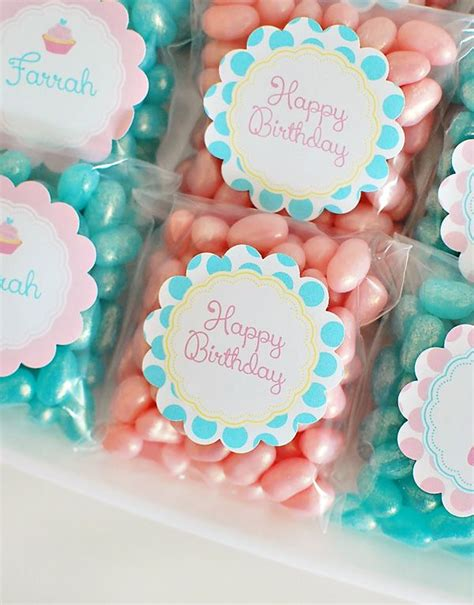 commercial girl planting jelly beans pastel cupcake birthday party bella paris designs girl