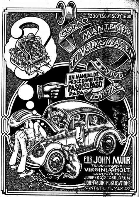 Manual Book Vw Combi 1969 Komplit Original excelentes libros sobre el volkswagen escarabajo beetle