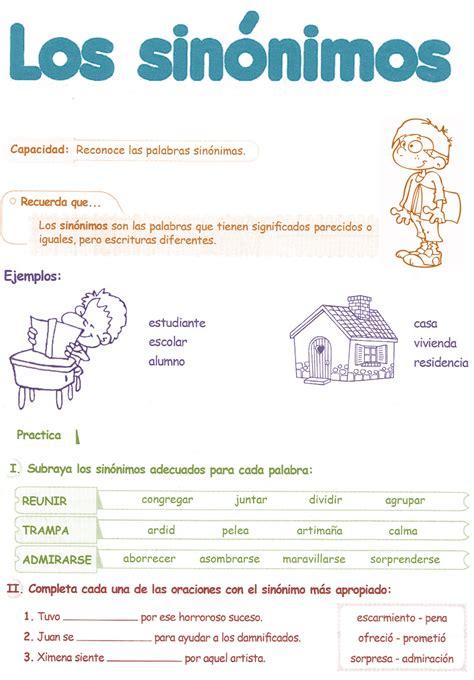 actividades para ninos de espanol sin 243 nimos para ni 241 os 4 176 grado primaria razonamiento