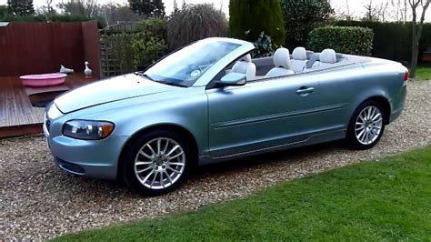 volvo c70 convertable review of 2006 volvo c70 2 4 se convertible for sale