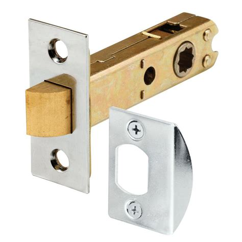 Home Depot Design My Kitchen by Prime Line Chrome Plated Mortise Latch Bolt With Square