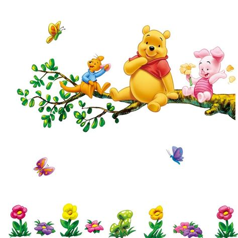 winnie the pooh wall stickers winnie the pooh wall decals