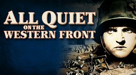 all on the western front book report this week in books 10 24 10 30