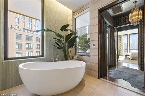 High Tech Bathroom Manhattan Townhouse Could Be Yours For 48million Daily