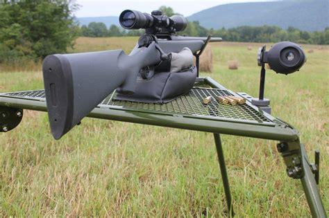 shooter bench hyskore 174 announces ten ring 174 portable shooting bench the
