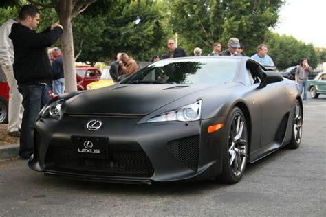 lfa lexus black lexus lfa black auto pl