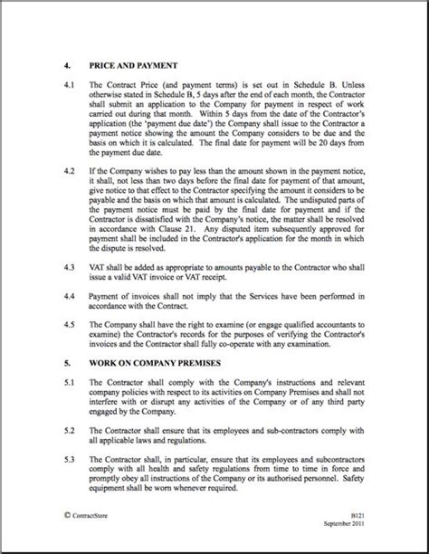 construction management agreement template 501 best images about printable agreement on