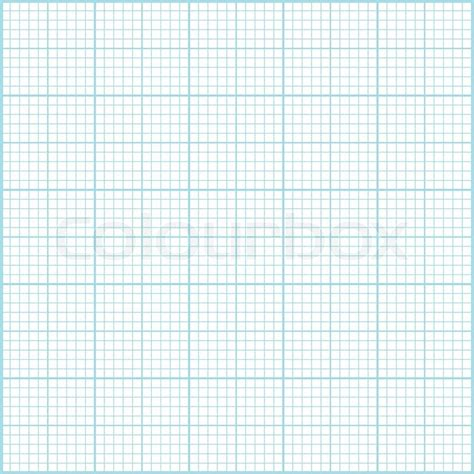 blue millimeter paper background square grid background vector illustration stock vector