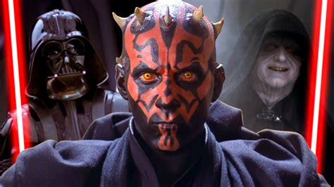 Of The Sith Wars top 10 most powerful sith
