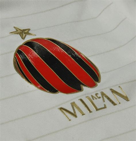 Ac Milan Logo With Adidas 0035 Casing For Oppo F1s Hardcase 2d new ac milan away shirt 2014 2015 with casa milan logo by