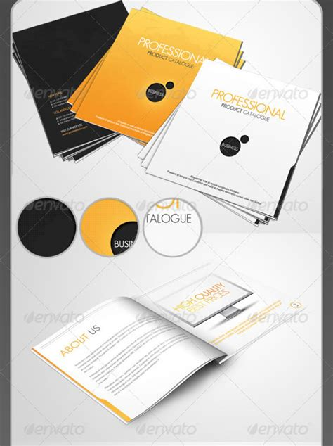 Professional Booklet Template professional catalogue booklet design templates entheos