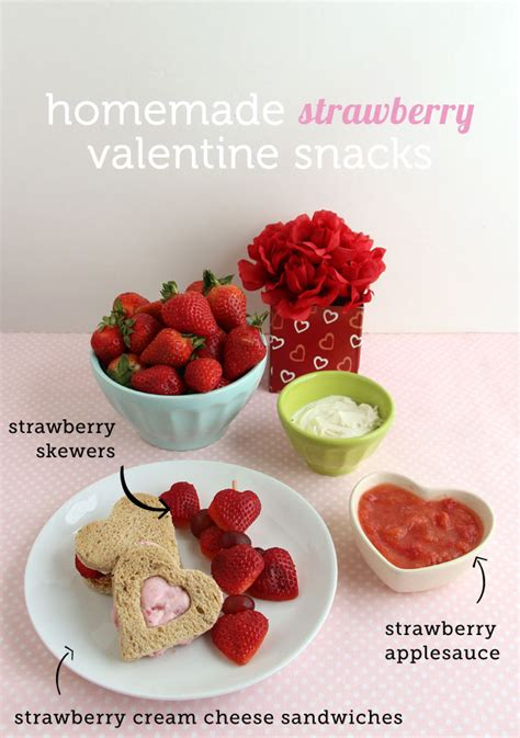 healthy snacks for toddlers for valentines day 3 healthy strawberry snacks for s day modern
