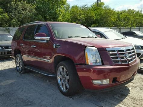 2007 cadillac escalade engine for sale 2007 cadillac escalade l for sale at copart fort