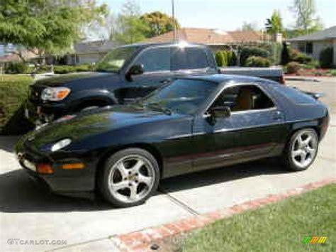 porsche 928 black 1988 black porsche 928 s4 924587 gtcarlot com car