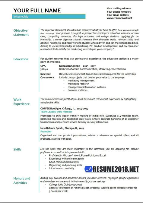 luxury research internship resume sle image collection