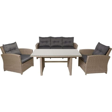 rattan effect garden furniture find it for less