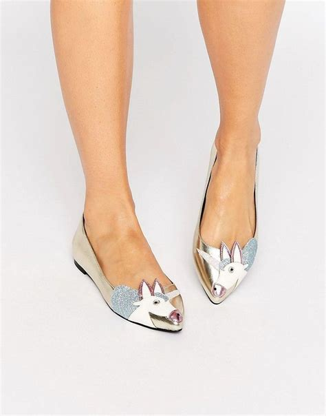 flat shoes karet 427 asos lulamoon unicorn ballet flats wishlist