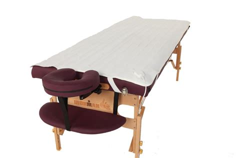 the quot mixed berry quot sized table w heating pad 30 quot wide