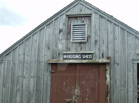 The Rigging Shed by Rigging Shed At Salem Maritime Nhs By Ghosthuntercub On
