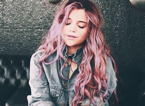 ferriera hair color pastle hair tumblr