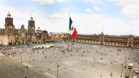 zocalo plaza mexico city historic center 183 neighborhoods 183 cdmx