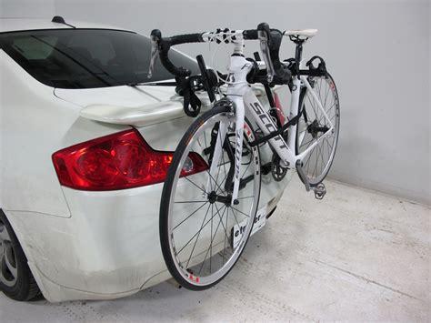 Bike Rack For Altima by Nissan Altima Racks Express 2 Bike Rack Trunk