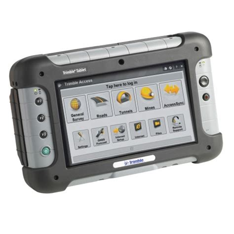 trimble tablet pc controller computerfor field use