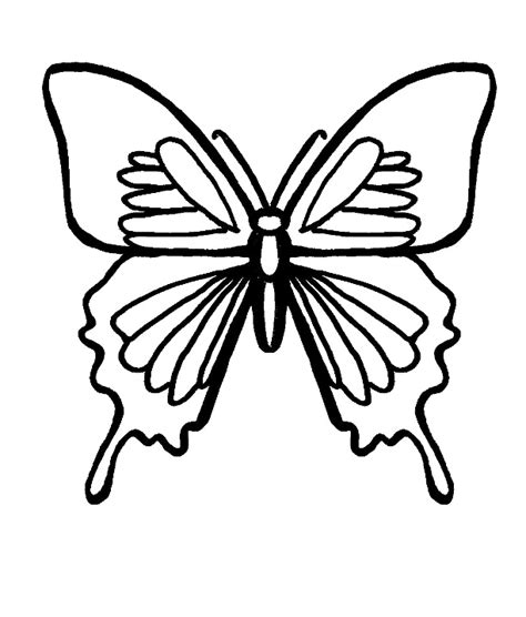 free coloring pages of butterflies for printing butterfly coloring pages