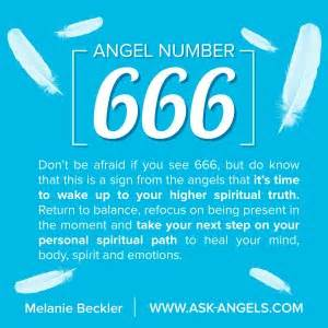 number meaning 666 meaning