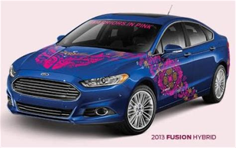 Fordcares Com Sweepstakes - ford warriors in pink html autos post
