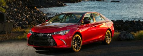 toyota camry trim levels  prices
