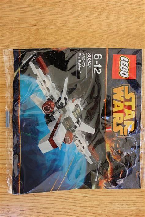 Lego Wars Arc 170 Starfighter 30247 Polybag Segel Ori review 30247 arc 170 starfighter lego wars eurobricks forums