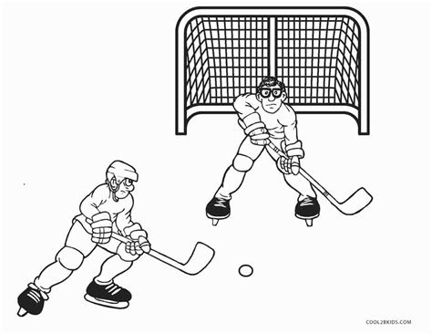 cool hockey coloring pages free printable hockey coloring pages for kids cool2bkids