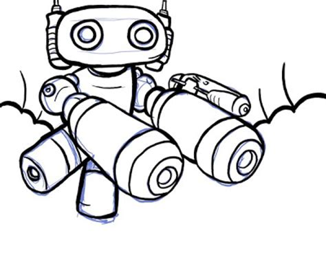 doodlebug drawing robot phil wall flying robot doodle