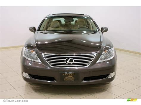 lexus brown 2009 truffle brown mica lexus ls 460 awd 48328826 photo