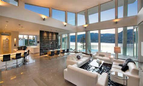 Shipping Container House Floor Plan by Okanagan Lake Waterfront Home With Minimalist Elegant