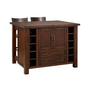 kitchen island home depot cabin creek wood drop leaf breakfast bar kitchen island