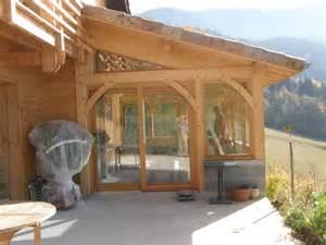 verandas bois la tour du pin veranda sur mesure bourgoin