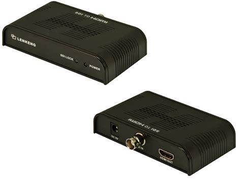 convert coaxial cable to hdmi sd sdi hd sdi and 3g sdi to hdmi video converter device